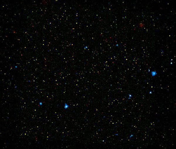 Разноцветные черные дыры глазами обсерватории NuSTAR