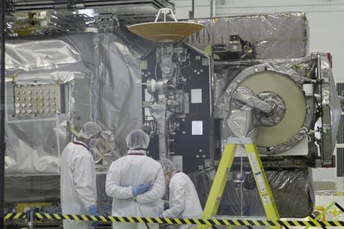 Тестирование спутника GPM Core Observatory идет точно по плану