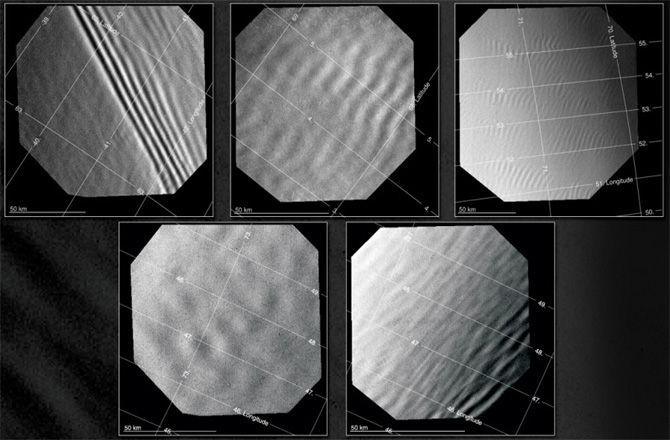 Горы на Венере могут создавать волны в небе