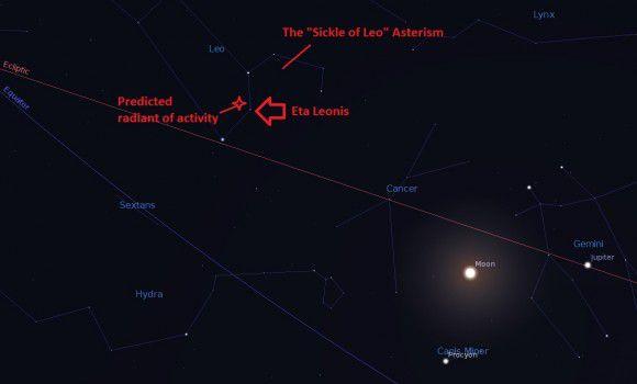 Комета Исон может устроить свое последнее шоу