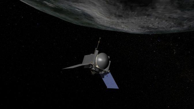 NASA предлагает людям принять участие в миссии, которая отправится на астероид