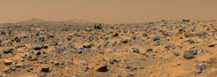 Эксперимент: могут ли выжить лишайники на Марсе?