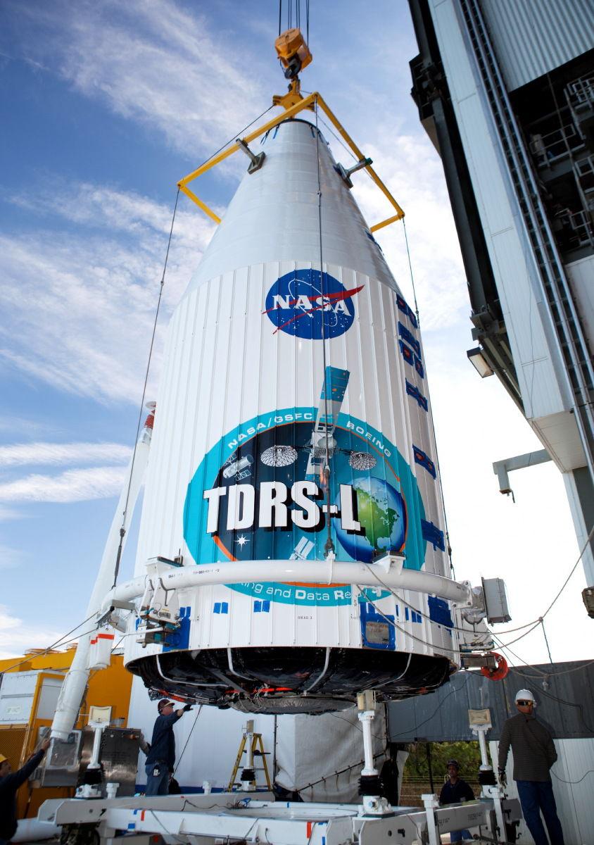 NASA планирует запуск коммуникационного спутника нового поколения