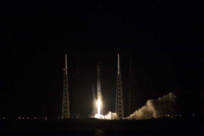 NASA успешно совершило запуск коммуникационного спутника третьего поколения