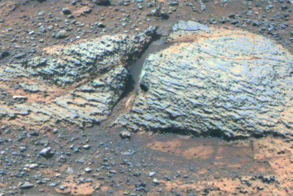 Opportunity - 10 лет на Марсе