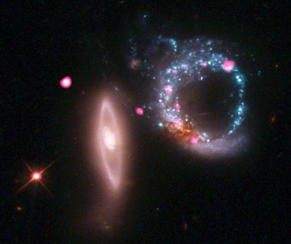 Компактные эллиптические галактики миллиарды лет назад исчерпали запасы газа