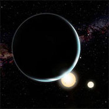 Ученые создали модель формирования планет в двойных звездных системах