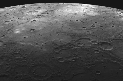 Миссия Messenger помогает раскрыть вулканическое прошлое Меркурия