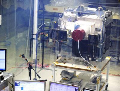 Канадский спутник Sapphire приступил к работе