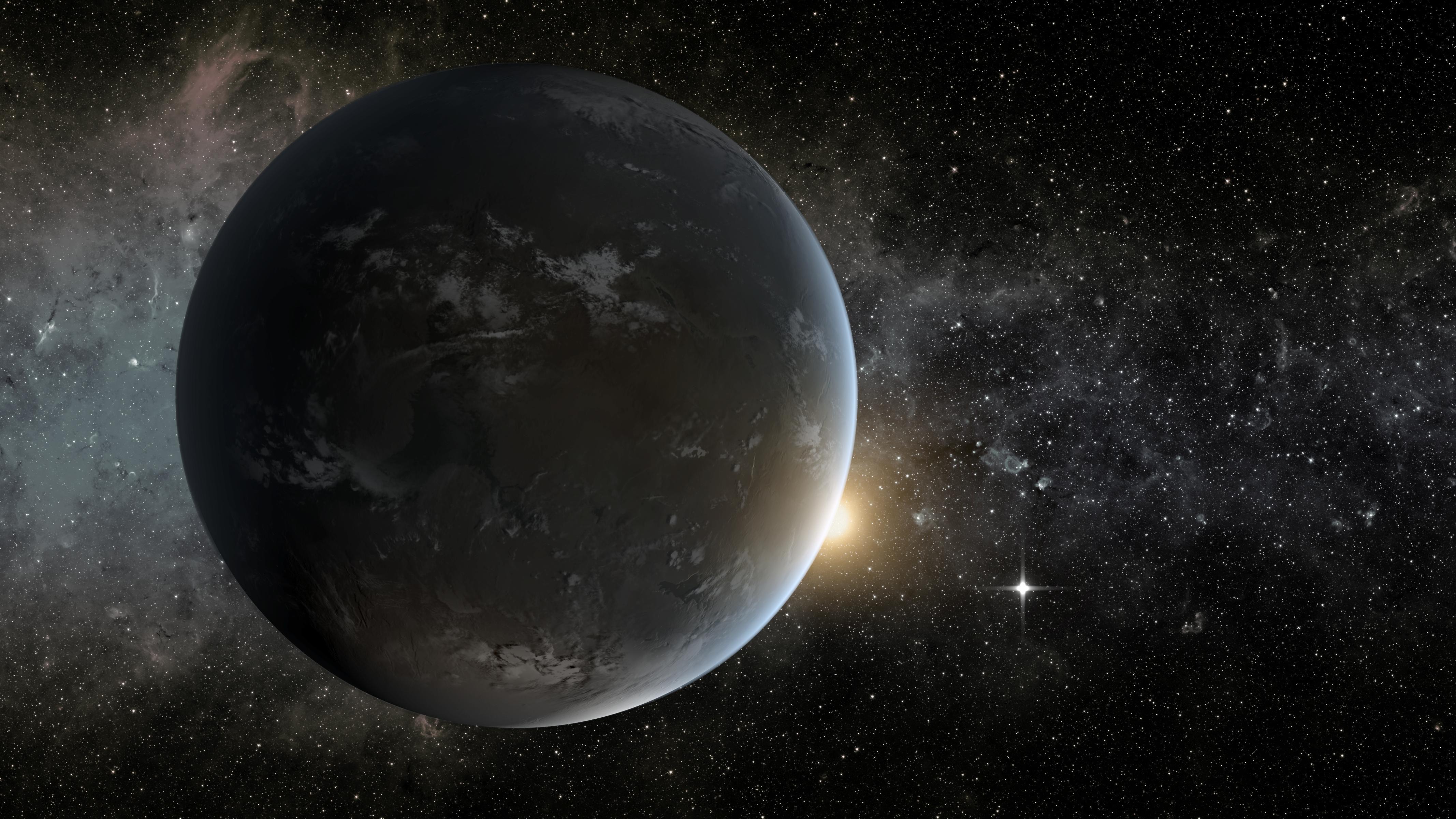 Могла ли жизнь зародиться сразу после Большого Взрыва?
