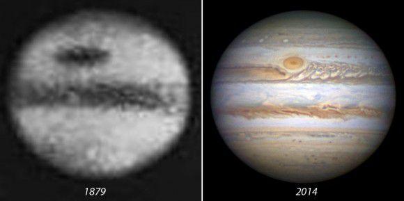 Большое Красное Пятно Юпитера может  исчезнуть?