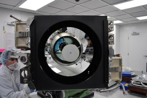 Инновационная система для исследования атмосферы готовится к тестированию на МКС