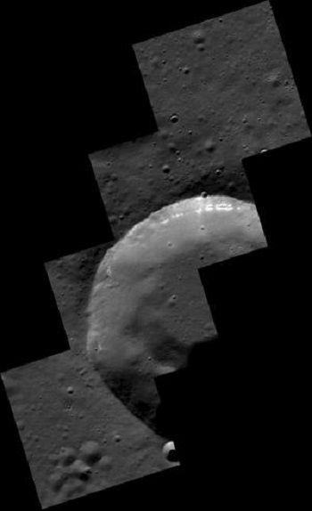 MESSENGER сделал более 200 000 снимков с орбиты Меркурия