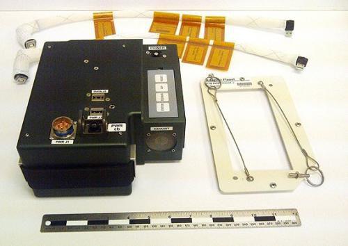 Новый прибор следит за качеством воздуха, которым дышит экипаж МКС