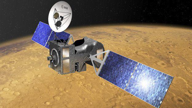 Завершено строительство основного модуля  ExoMars Trace Gas Orbiter