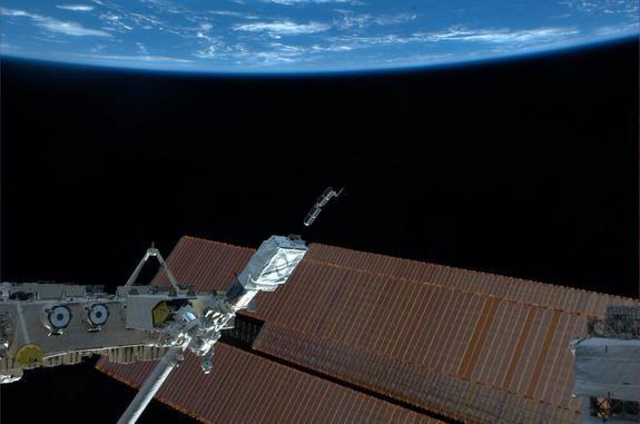 Первые спутники из созвездия Flock 1 выведены на орбиту