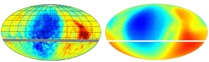 Ученые нашли путевую карту межзвездного магнитного поля