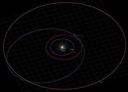 Ученые открыли новую комету