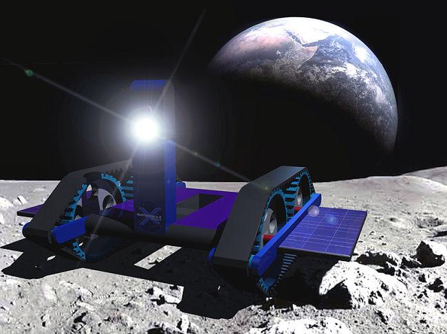 Google Lunar XPRIZE: пять команд будут бороться за призы Промежуточных Этапов