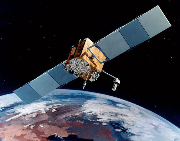Ракета-носитель Delta 4 отправил в космос новый спутник GPS