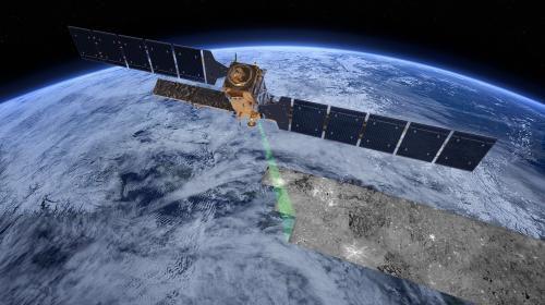 Европейский спутник Sentinel-1прошел последние испытания перед запуском