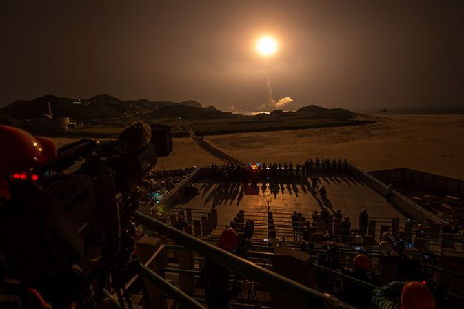 NASA и JAXA осуществили запуск Главной Обсерватории GPM