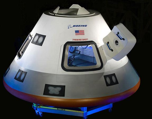 К 2017 году США планирует самостоятельно отправлять астронавтов в космос