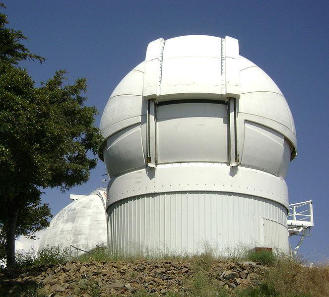 AFP – первый автоматизированный телескоп для охоты на планеты