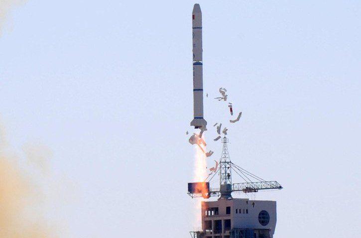 Китай совершил первый успешный запуск в этом году