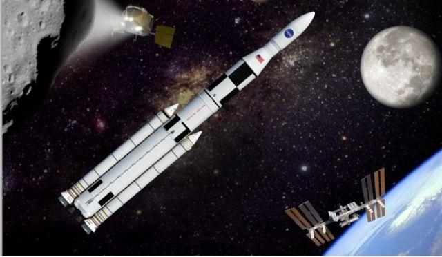 NASA ищет применение для новой ракеты-носителя SLS