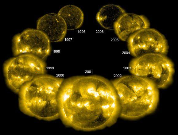 Мощная вспышка произошла на Солнце 29 марта 2014