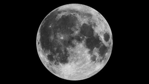 Новое исследование помогло установить возраст Луны