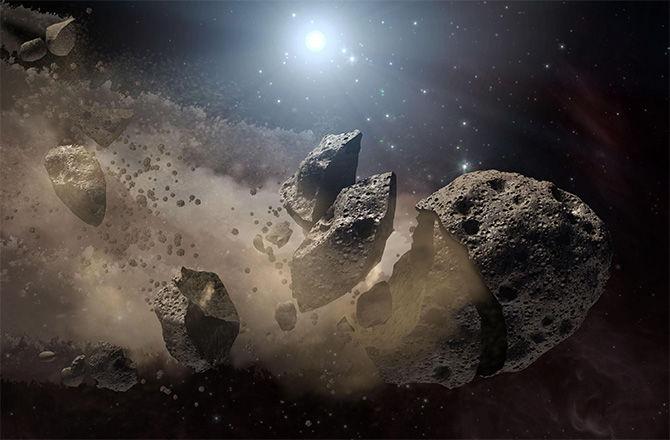 Термальный износ разрушает астероиды быстрее, чем столкновения друг с другом