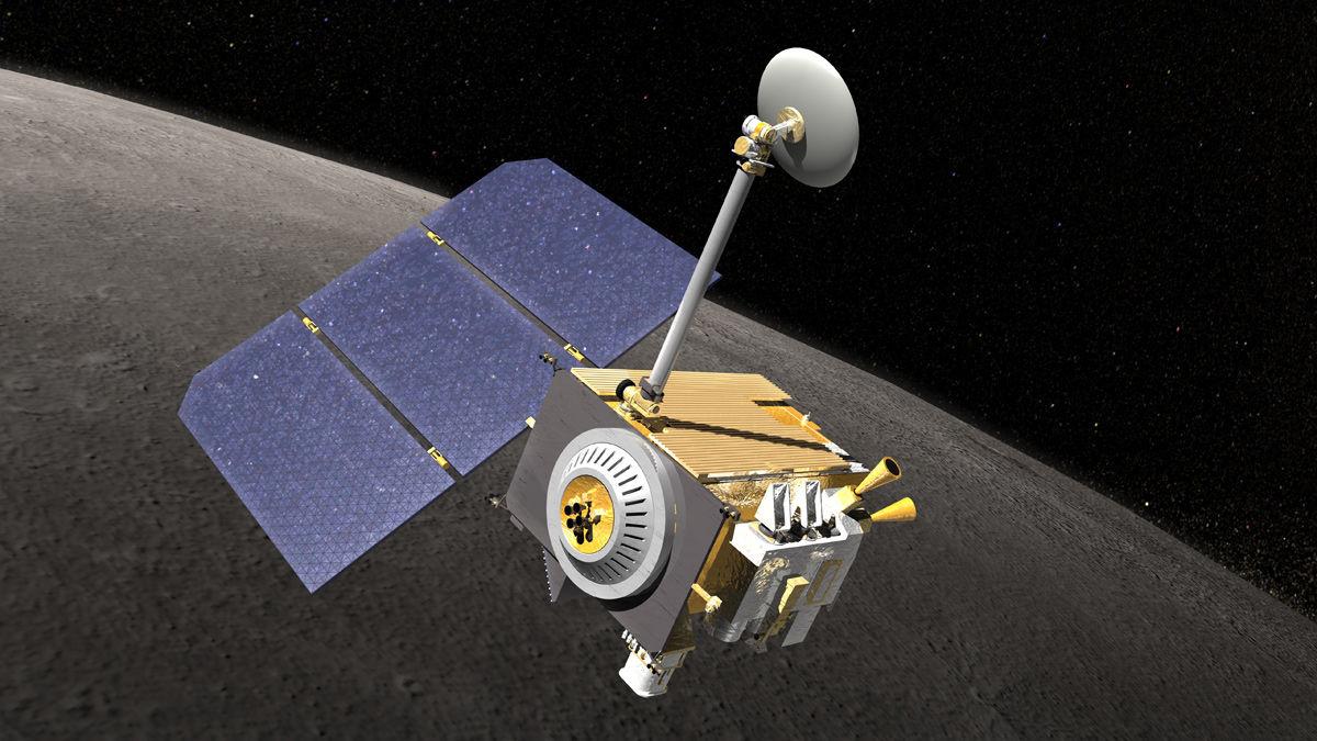 Полное лунное затмение может быть проблемой для зонда LRO