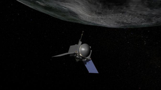 В ближайшее время начнутся работы по строительству аппарата миссии OSIRIS-REx