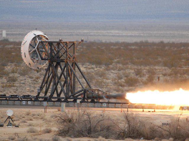 JPL проводит испытания парашюта для применения на сверхзвуковых скоростях