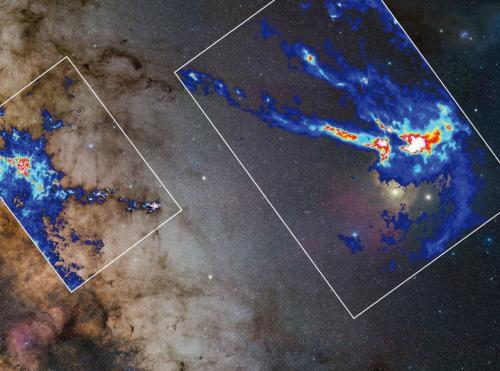 Астрономы теперь более точно могут определять уровень звездообразования