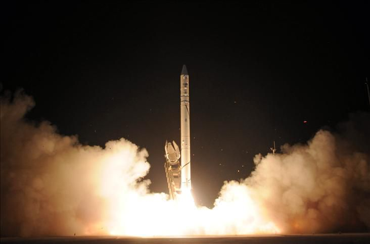 Израиль совершил запуск нового спутника-шпиона