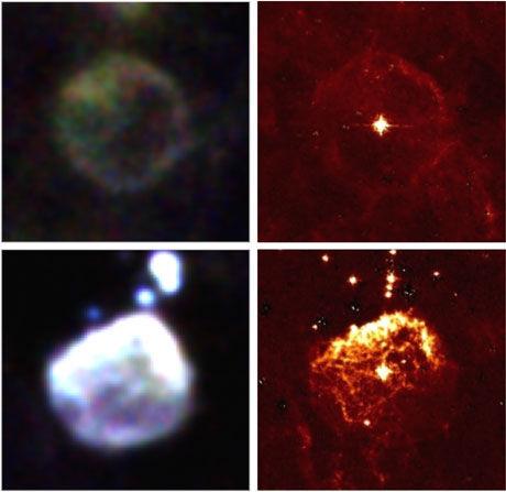 Как космическое окружение влияет на звезды-гиганты