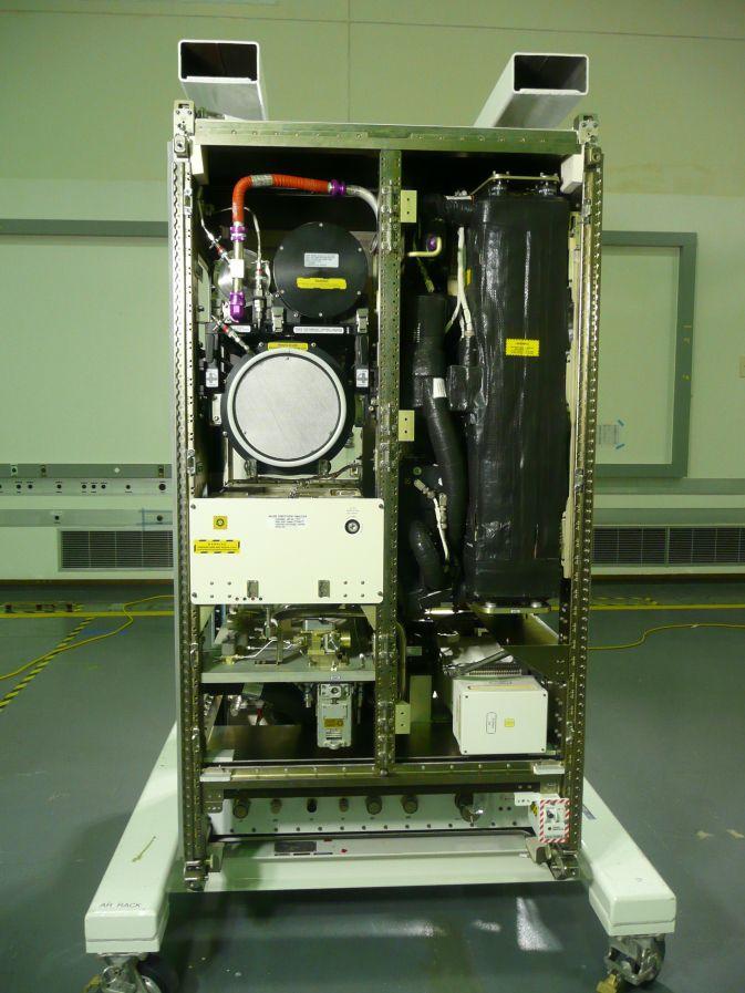 NASA  разрабатывает конструкцию новых кислородных космических систем