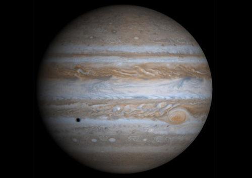 Как Юпитер мог бы повлиять на обитаемость Земли