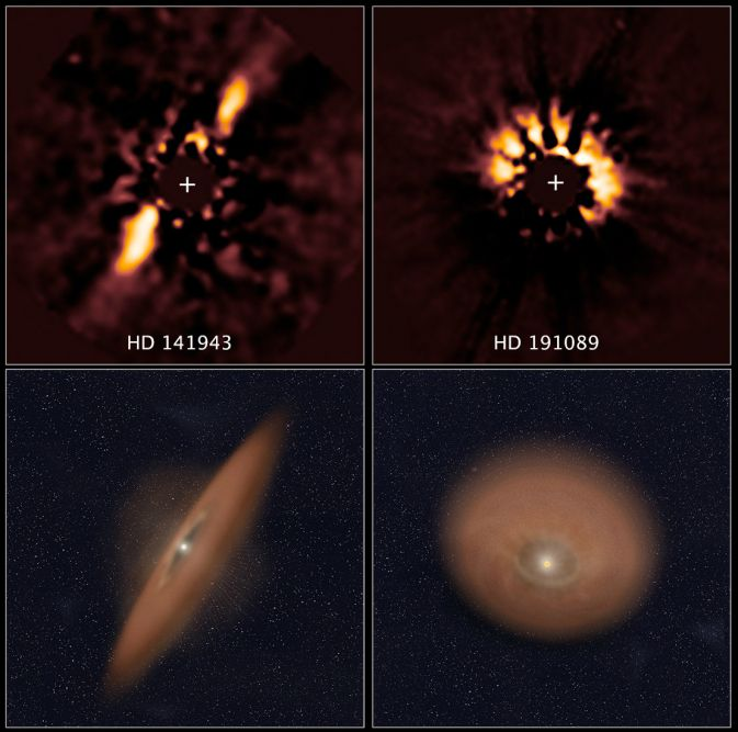Ученые обнаружили новые данные в архиве телескопа Hubble