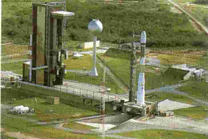 На следующей неделе Казахстан совершит запуск собственного спутника ДЗЗ