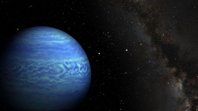Телескопы WISE и Spitzer обнаружили ближайшего к нам коричневого карлика
