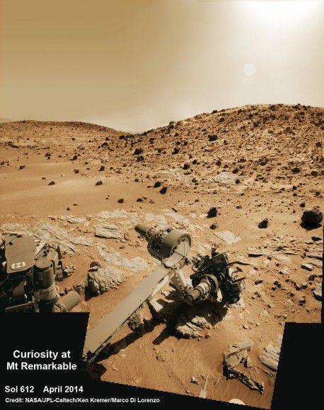 Curiosity: бурить или не бурить - вот в чем вопрос