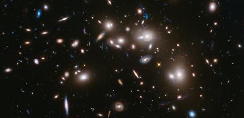 Ученые проанализировали цвет Вселенной, создав новый атлас из 129 галактик