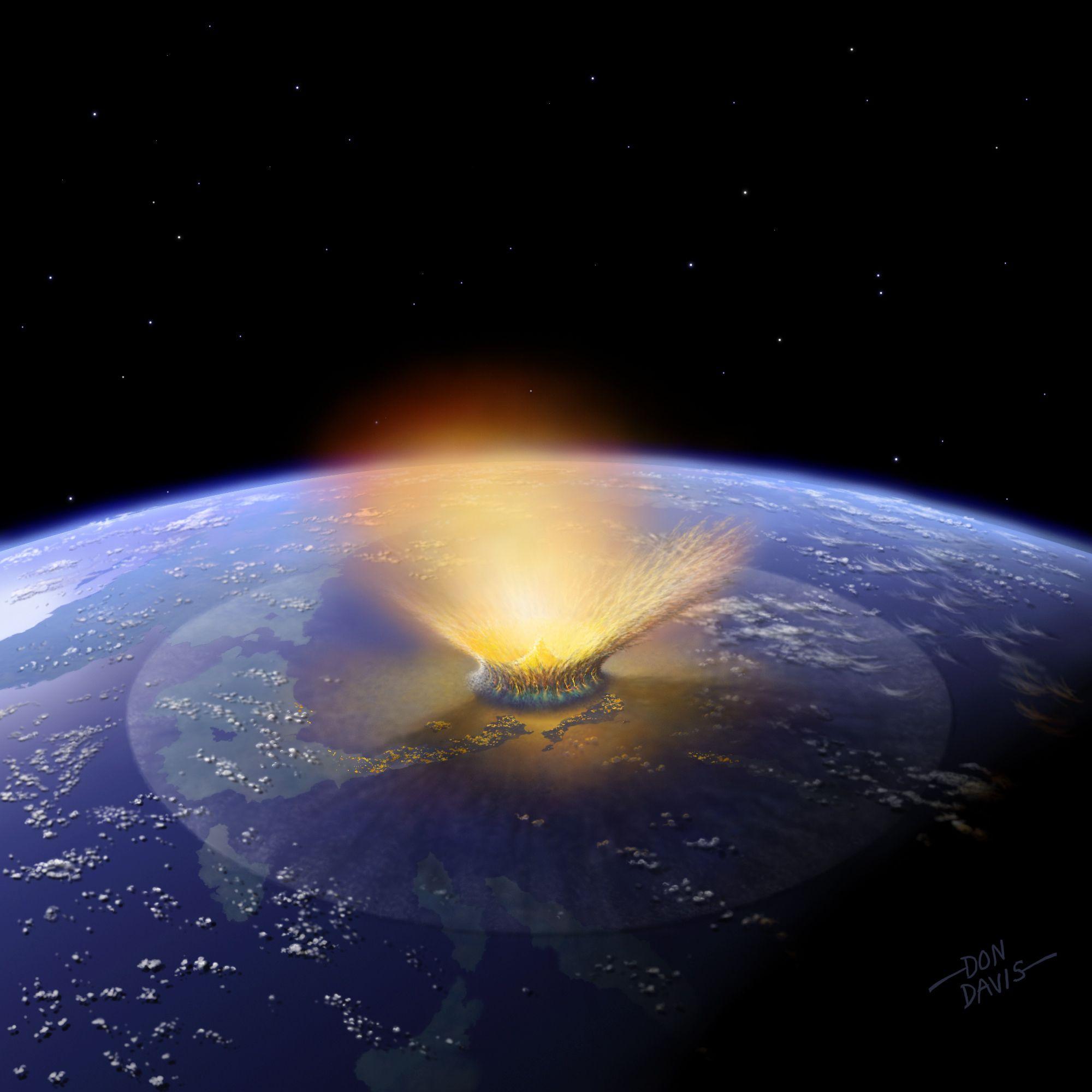 Ученые предположили существование пояса из темной материи в нашей галактике