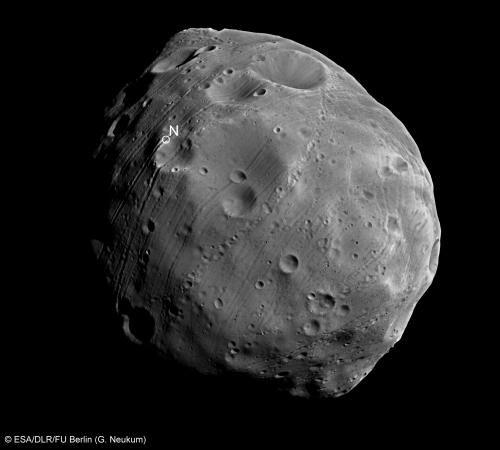 28 апреля Фобос блокировал радиосигналы Mars Express