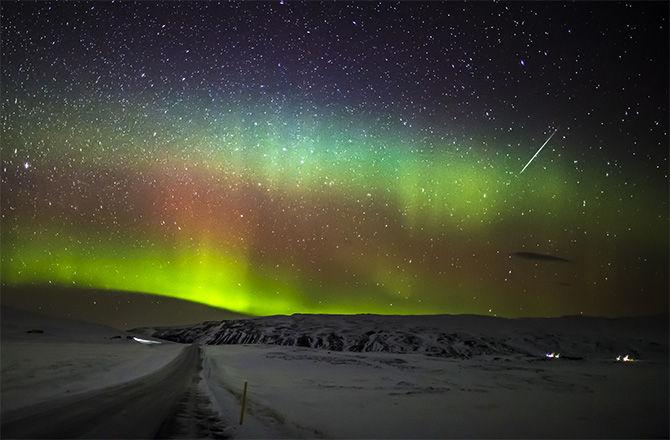 6 мая достигнет пика метеорный поток η-Аквариды