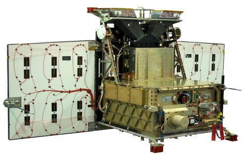 Создан самый легкий космический гироскоп